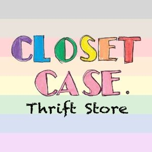 Welcome to Closet Case Thrift Store Online!  🌈